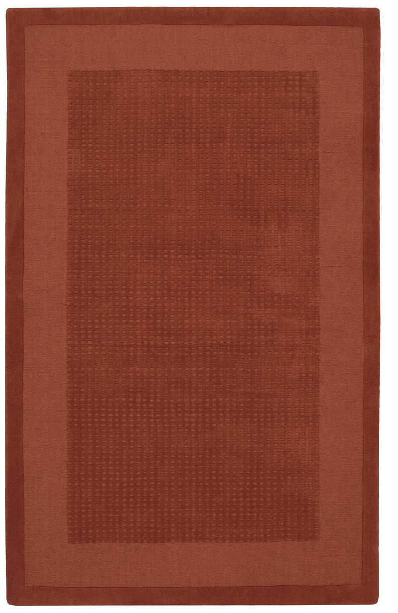 Nourison Westport WP20 Red 5'x8'  Area Rug