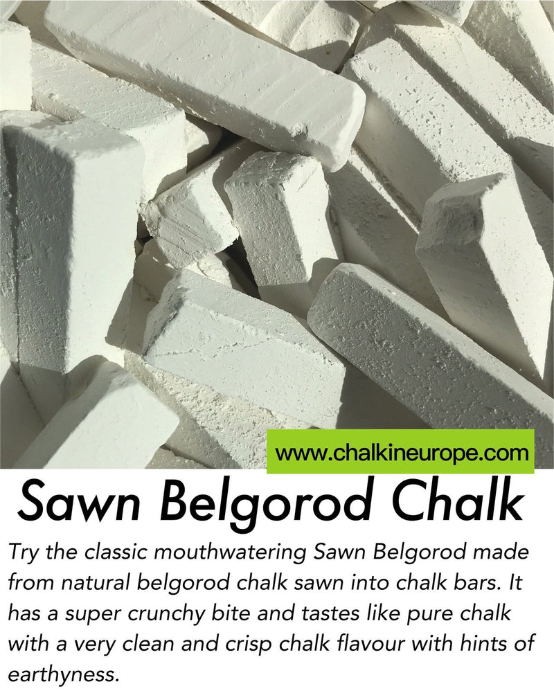 Sawn Belgorod Edible Chalk