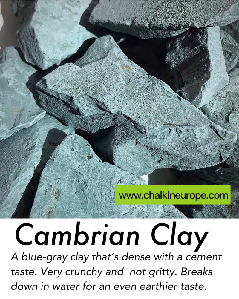 Edible Cambrian Clay