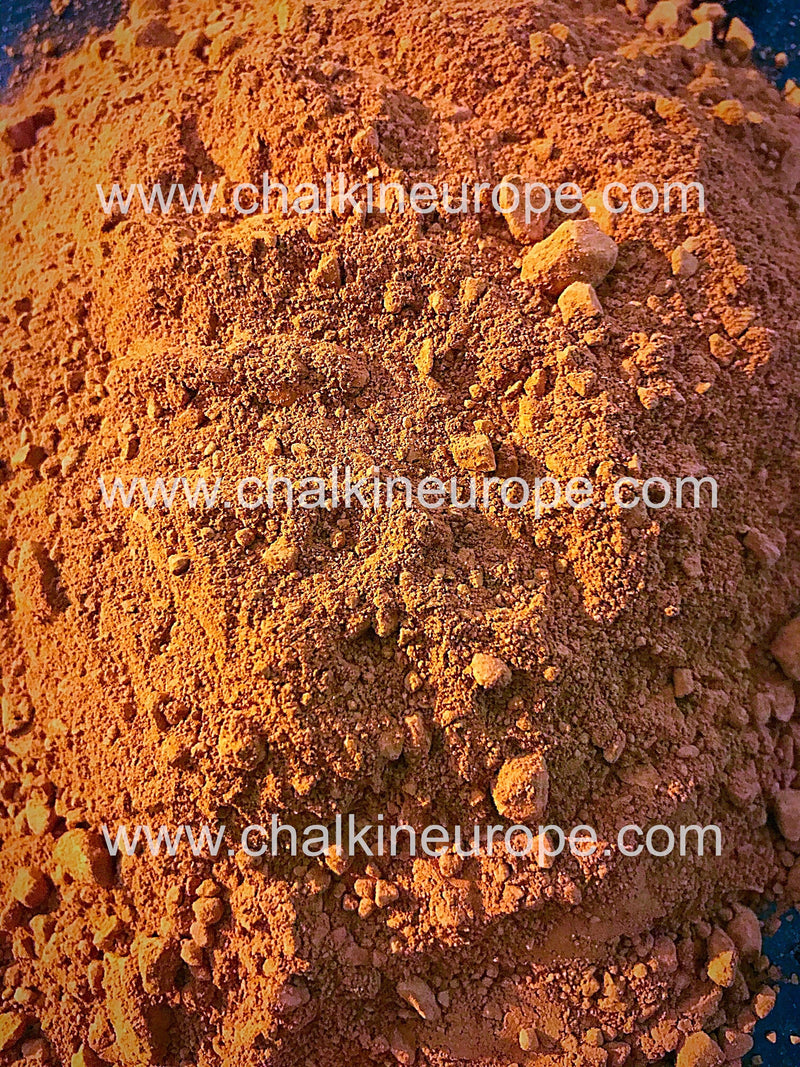 Red Clay Powder - Chalkineurope