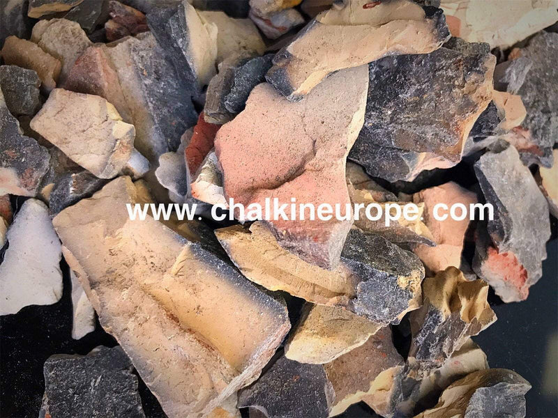 Red Roasted Clay - Chalkineurope