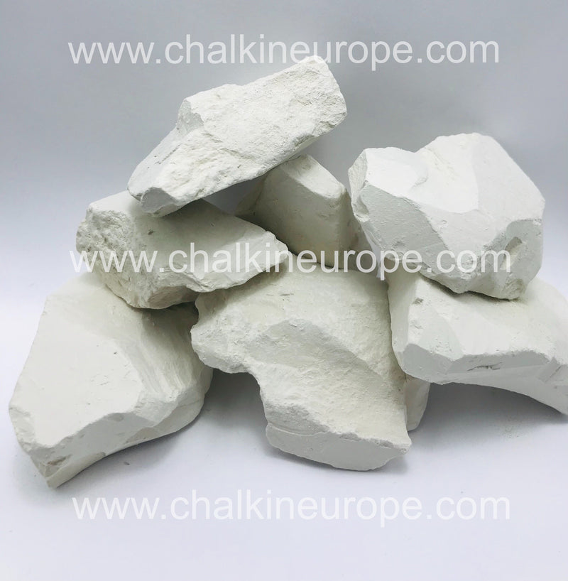 Edible White Clay - Chalkineurope