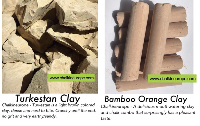 Turkestan Clay + Bamboo Orange - Chalkineurope