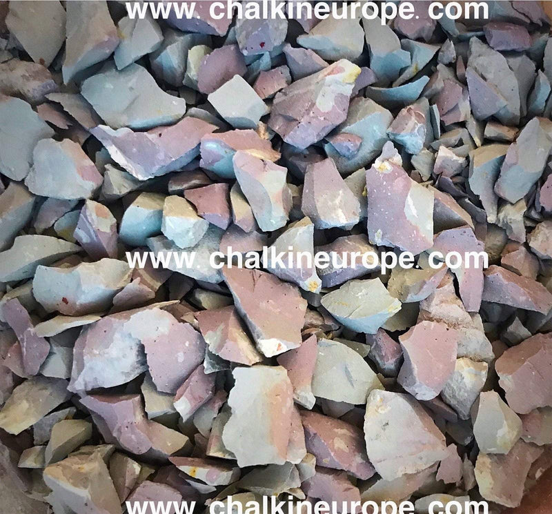 Purple Clay Bites - Chalkineurope