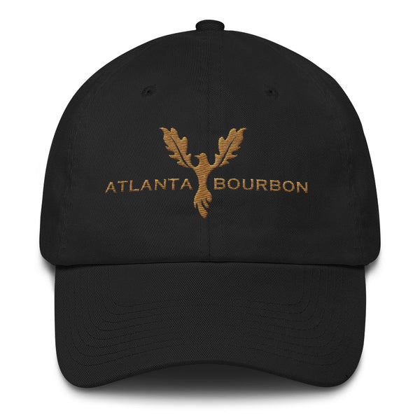Atlanta Bourbon Cotton Golf Cap