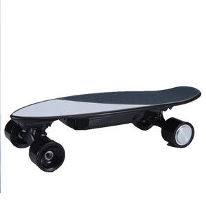 "TEAMGEE H3 Electric Skateboard 22.6""DROP THROUGH DECK 