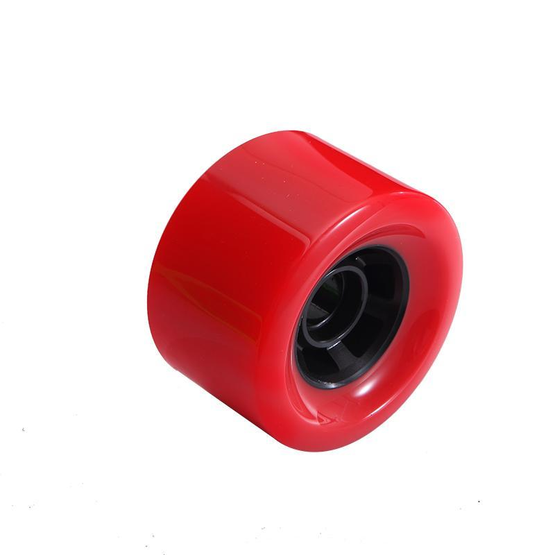 REPLACEMENT FRONT WHEELS WITH BEARINGS  (2-PIECE) - EskateboardPark