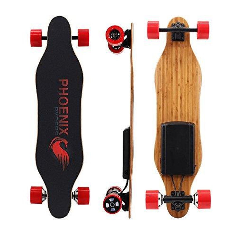 "Electric Skateboard P4 - ""Siren"" By Phoenix Ryders"