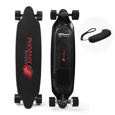 "Electric Skateboard P6 - ""Dragon"" By Phoenix Ryders"