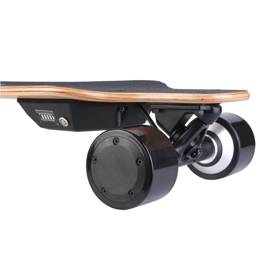 Teemo M-2 Electric Skateboard Longboard | Replacement Tire Motors - EskateboardPark