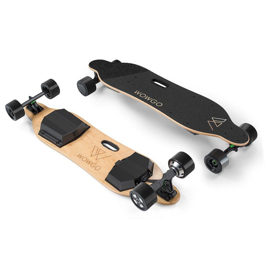 "WowGo 2S Electric Skateboard 38"" High Speed 