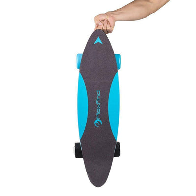 "Maxfind Max C Electric Skateboard 27"" MOST PORTABLE HUB MOTOR - EskateboardPark"
