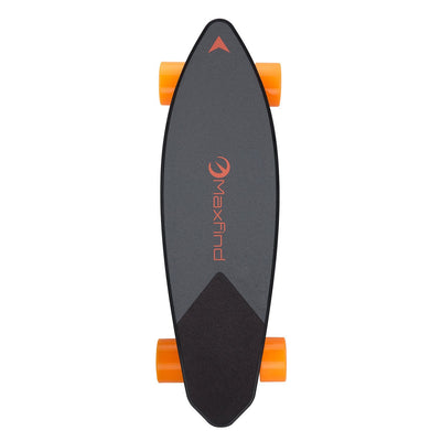 "Maxfind Max2 Single Drive Electric Skateboard 31"" Long Range - EskateboardPark"