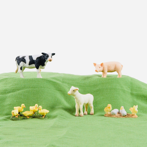 PREORDER: CollectA Farm Babies Set