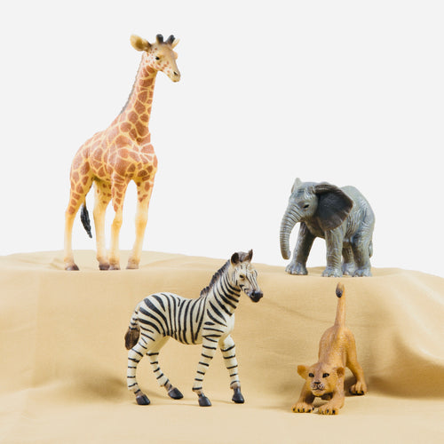 PREORDER: CollectA Wildlife Babies Set