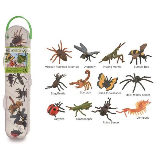 CollectA Mini Insects & Spiders