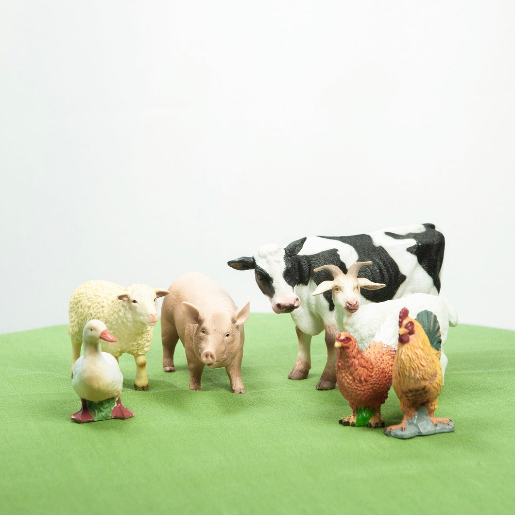 PREORDER: CollectA Farm Animals Set