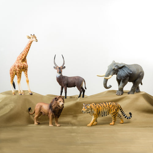 CollectA Wildlife Animals Set