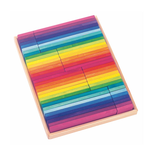 Gluckskafer Rainbow Building Slats