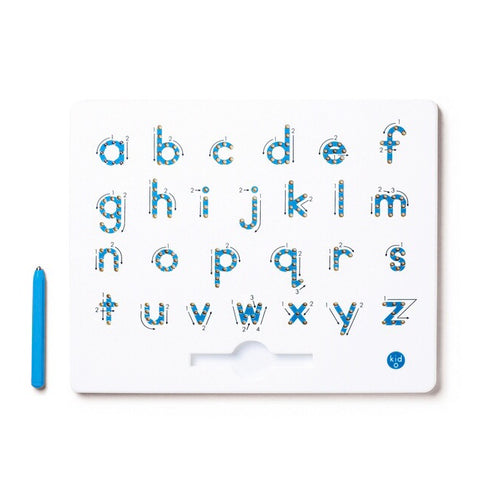 Kid O Lowercase Alphabet A-Z Magnatab
