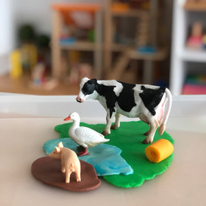CollectA Farm Animals Set