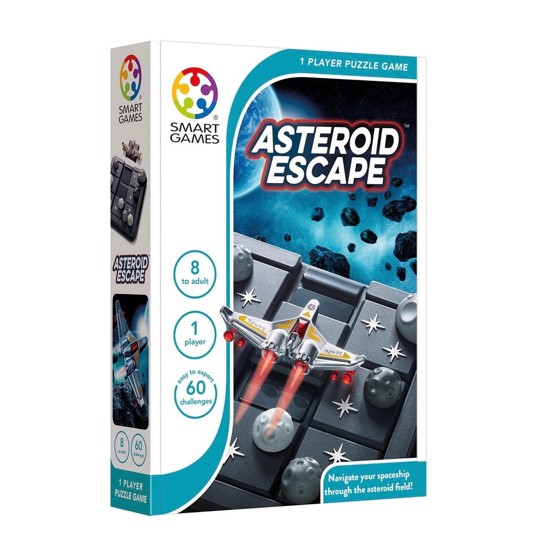 Smart Games Asteroid Escape (Ages 8+)