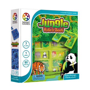 Smart Games Jungle Hide & Seek (Ages 7+)