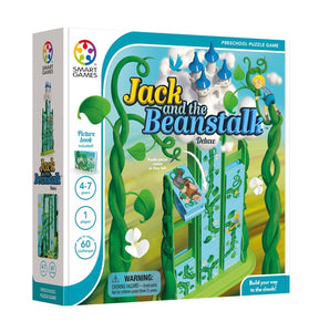 Smart Games Jack & the Beanstalk Deluxe (Ages 4+)