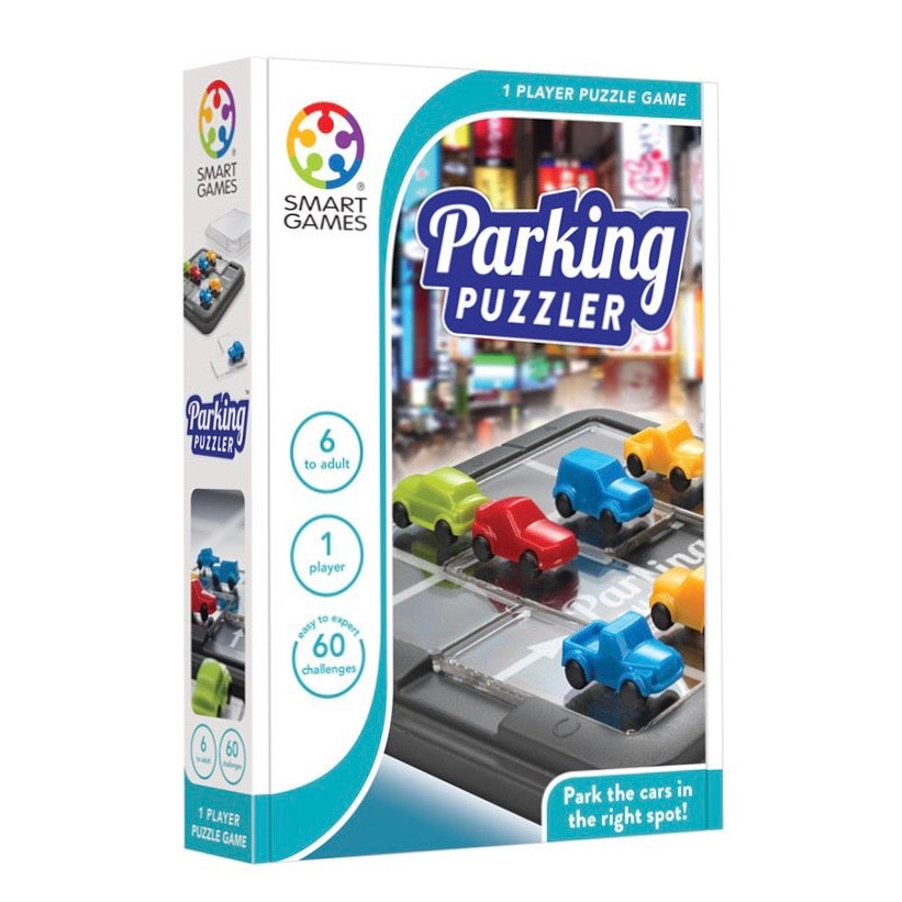 Smart Games Parking Puzzler (Ages 7+)