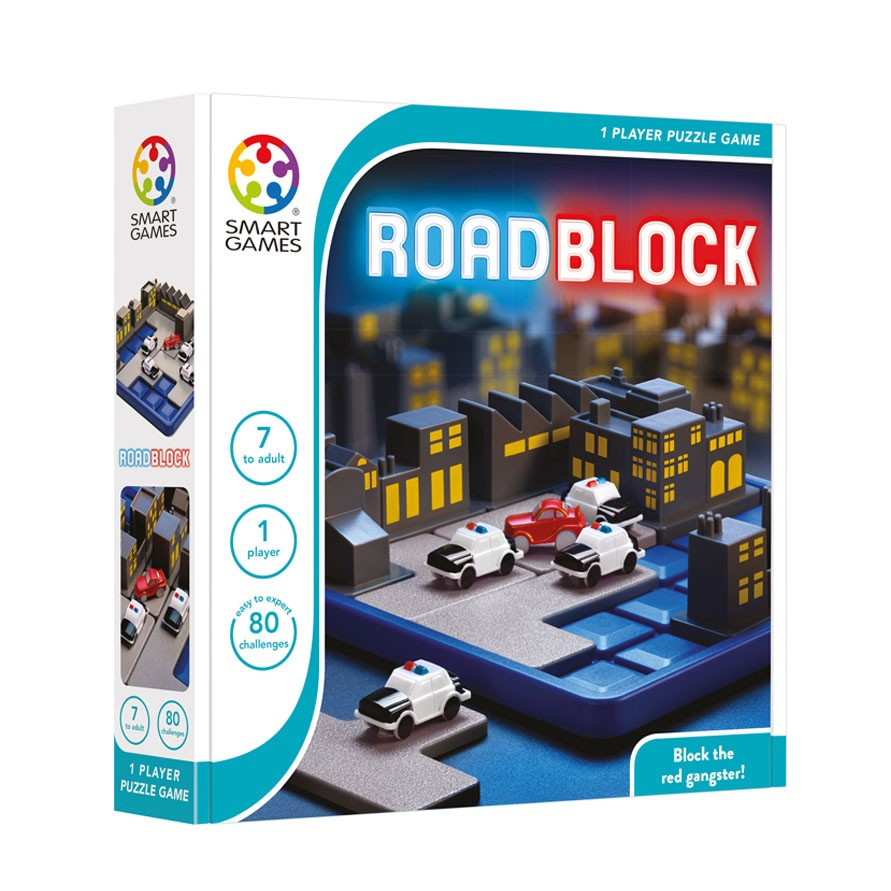 Smart Games Roadblock (Ages 7+)