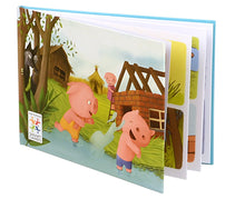 Load image into Gallery viewer, Smart Games Three Little Piggies Deluxe (Ages 3+)