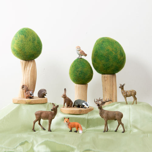 CollectA Woodland Animals Set
