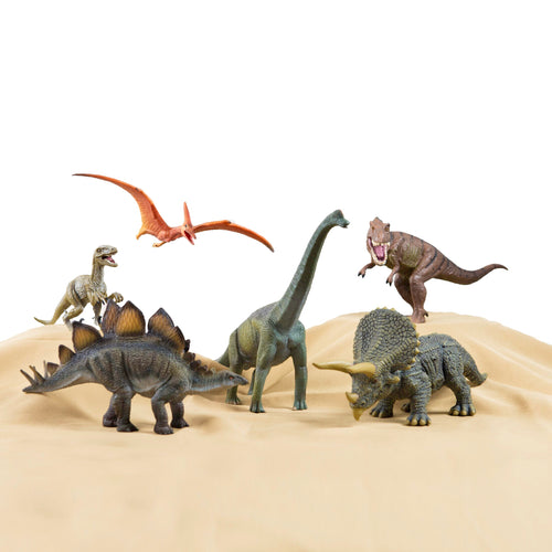 PREORDER: CollectA Dinosaurs Set