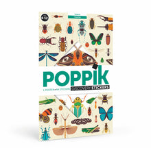 Load image into Gallery viewer, Poppik Giant Sticker Poster - Insects