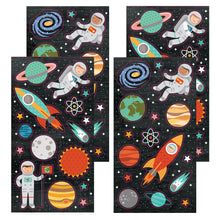 Load image into Gallery viewer, Petit Collage Outer Space Stickers