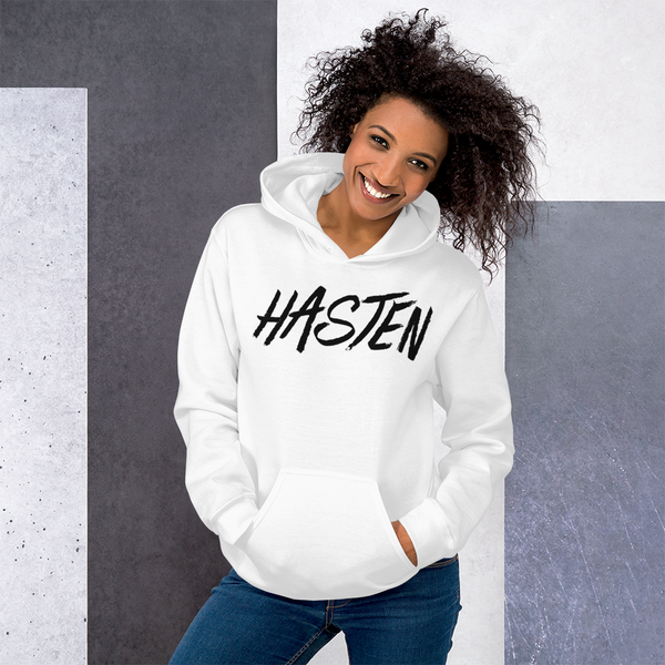Hasten Unisex Hoodie - Light