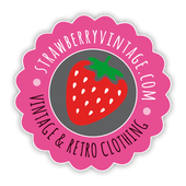 Strawberry Vintage Logo