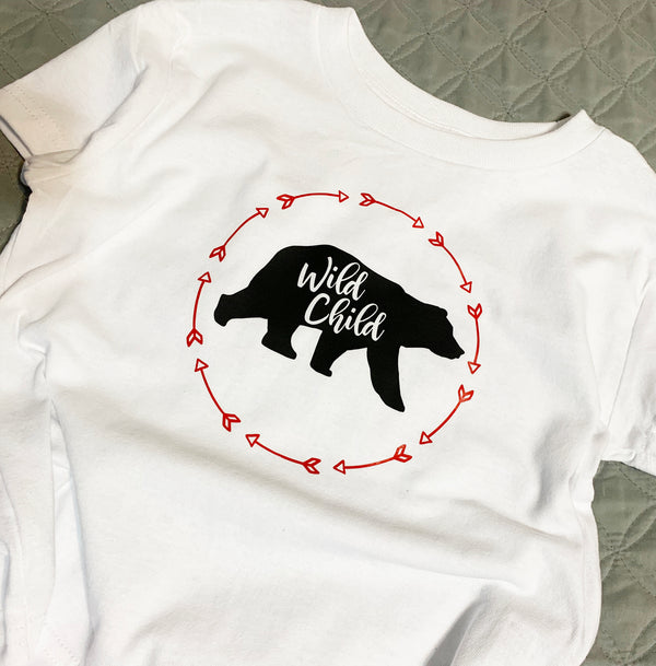 Wild Child Youth Jersey Tee