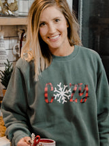Cozy Alpine Green So Soft Sweatshirt