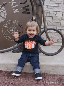 Pumpkin Fest Cutie Toddler