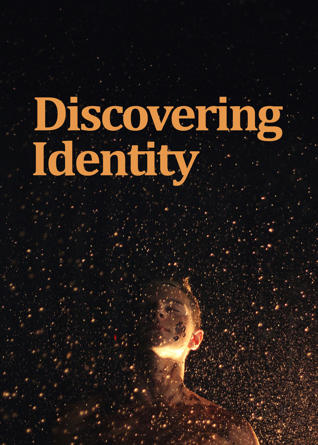 Discovering Identity (Two-Part Audio Series) - J.D. King