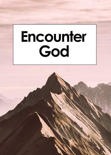 Encounter God (Two-Part Audio Series) - J.D. King