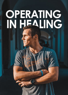 Operating In Healing (Four-Part Audio Series) - J.D. King