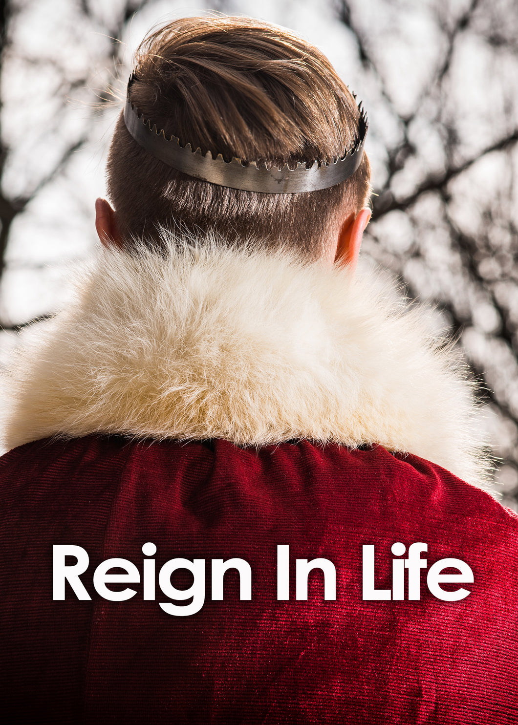 Reign In Life (Four-Part Audio Series) - J.D. King