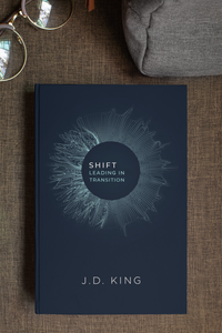 Shift: Leading in Transition (Special Pre-order Offer)