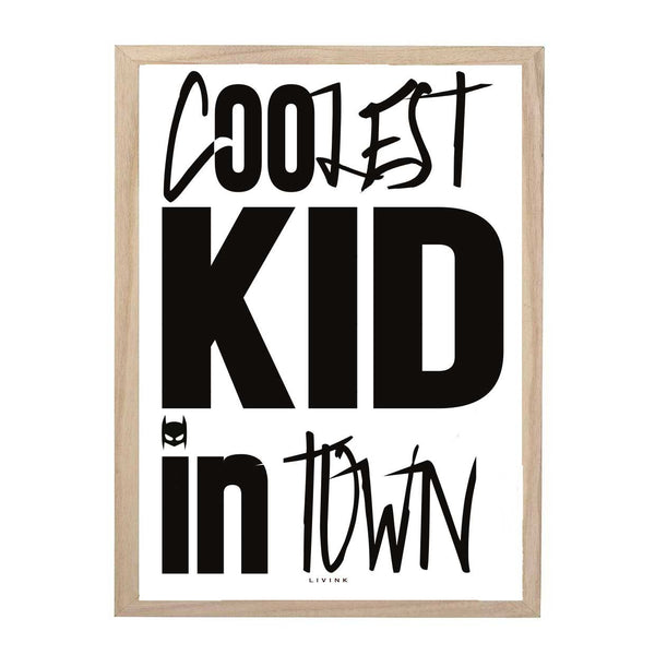 Coolest kid in town - 60% rabat