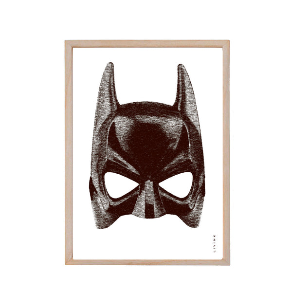 Hero Mask - 60% rabat