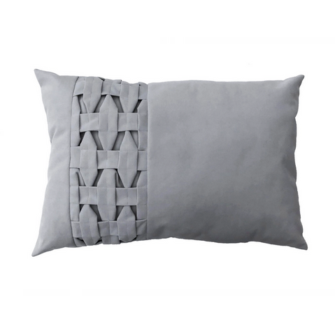 Sen braid - Light  Grey - braidpillow