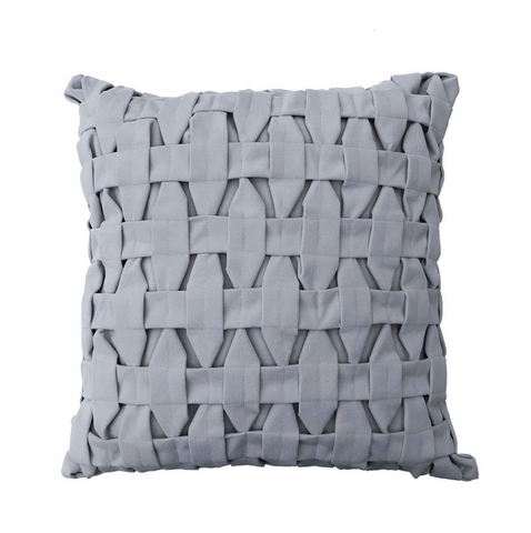 Original Braid - LightGrey - braidpillow