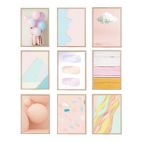 Pastelcollection - Rainbow candyfloss